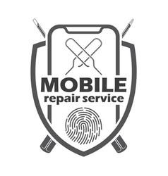 Mobile repair service 4 vector