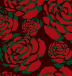 pattern rose vector image