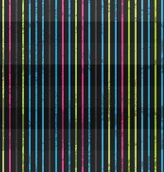 neon stripes seamless vector image