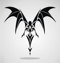 Angels Tribal vector image