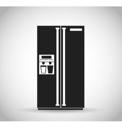 appliance retro icon vector image