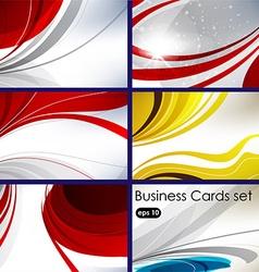Business Design Set vector