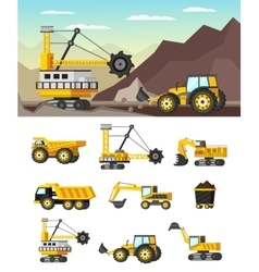 Mining Industry Orthogonal Concept vector