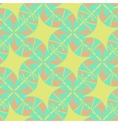 Seamless geometrical Pattern vector