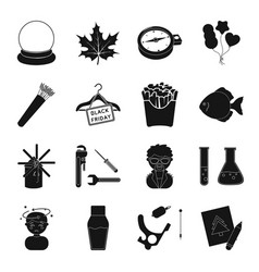 Art science plumbing profession and other web vector