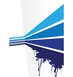 splash background vector image