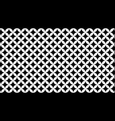 flat fashionable stylish geometric background vector image