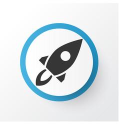 Launch icon symbol premium quality isolated vector