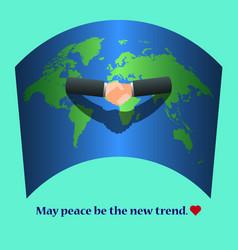 Peaceworld vector