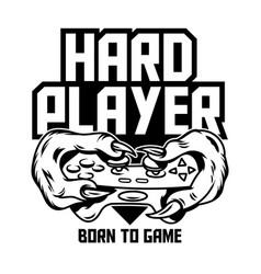 T-rex which keep gamepad joystick vector