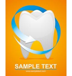 Medicine Dent Care vector image