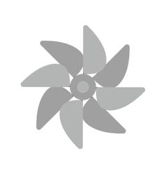 Turbine vector image