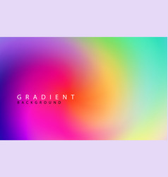 abstract colorful blurred background for vector image