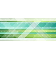 Abstract tech minimal banner design vector image