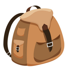 backpack-2-3 vector image