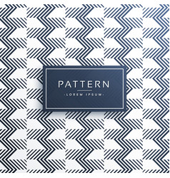 Creative aztec style pattern background vector