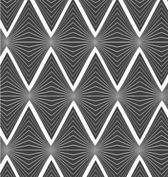 Flat gray with horizontal onion shapes vector image