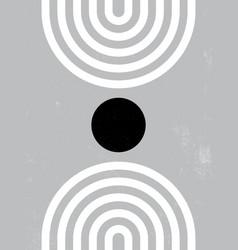 modern poster art for print abstract wall art vector image