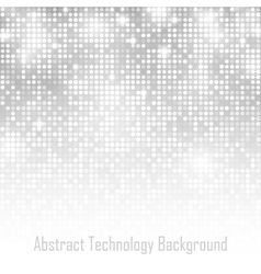 Abstract Gray Technology Glow Background vector