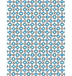 Blue Orange Pattern Background vector