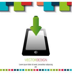 Download icon design vector