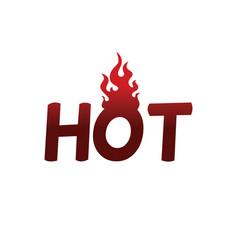 Hot item deal vector ...