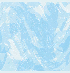 Pale blue stained abstract background vector