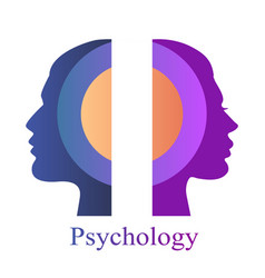 relationship psychology concept vector image