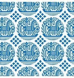 Ukrainian ethnic pattern - seamless texture vector