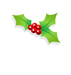 A view of a ornament vector image