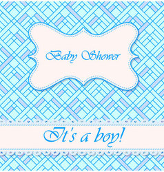 Baby-shower-abstract-background-boy-3 vector
