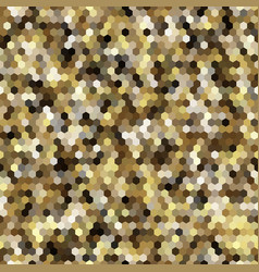 geometric seamless pattern of a cubes in low poly vector image