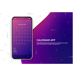 12-phone-december-pattern vector