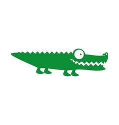 animal cartoon icon image vector image