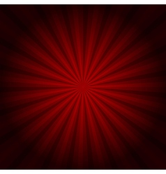 Red background texture with sunburst vector