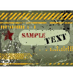 army navy grunge background vector image