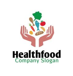 Health food design vector