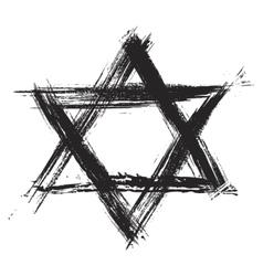 Judaism sumbol vector