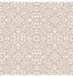 Beige pattern vector