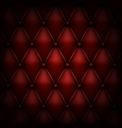 leather upholstery texture vector image