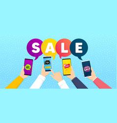 Mega sale last chance and black friday set final vector