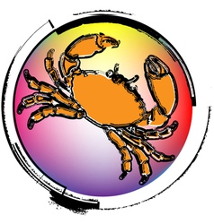 Crawfish vector image vector image