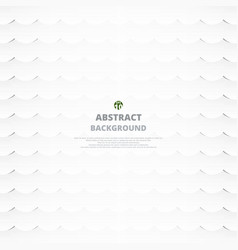 Abstract of white skin pattern background vector