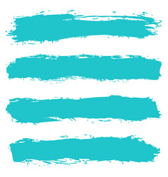 Brushstroke texture striped background vector