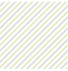 gold silver color striped seamless pattern vector image