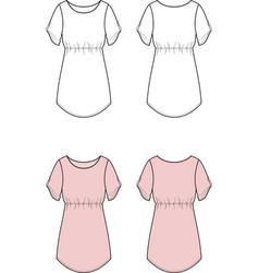tunic vector image