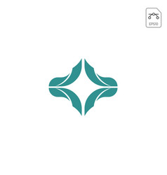 Initial t logo design or icon isolated vector