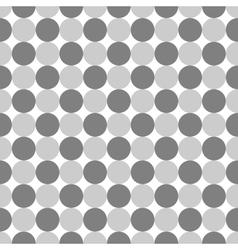 Polka dot geometric seamless pattern 4411 vector
