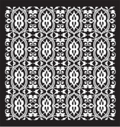 intricate background vector image