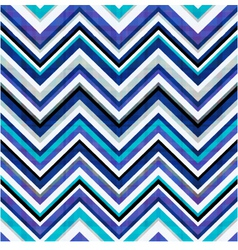 seamless chevron pattern background vector image vector image